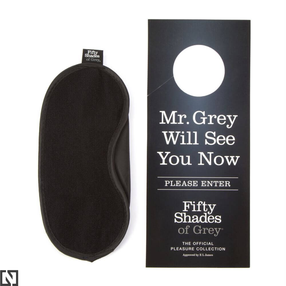 Fifty Shades of Grey The Official Pleasure Collection Keep Still Over The Bed Cross Restrain