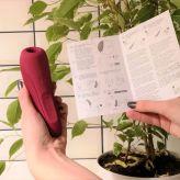 Satisfyer Curvy 1+ bezdotykowy stymulator łechtaczki sterowany aplikacją