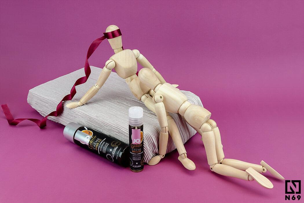 system jo lubrykanty smakowe