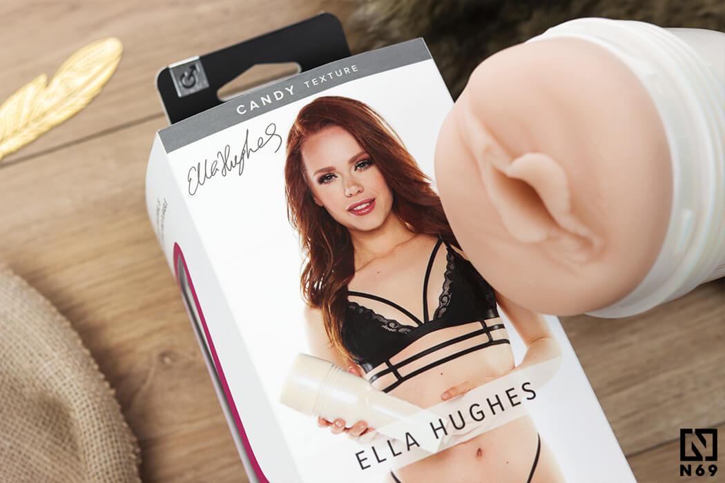 masturbator Ella Hughes candy