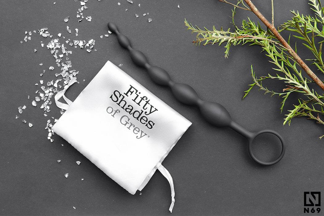 fifty shades of grey koraliki analne