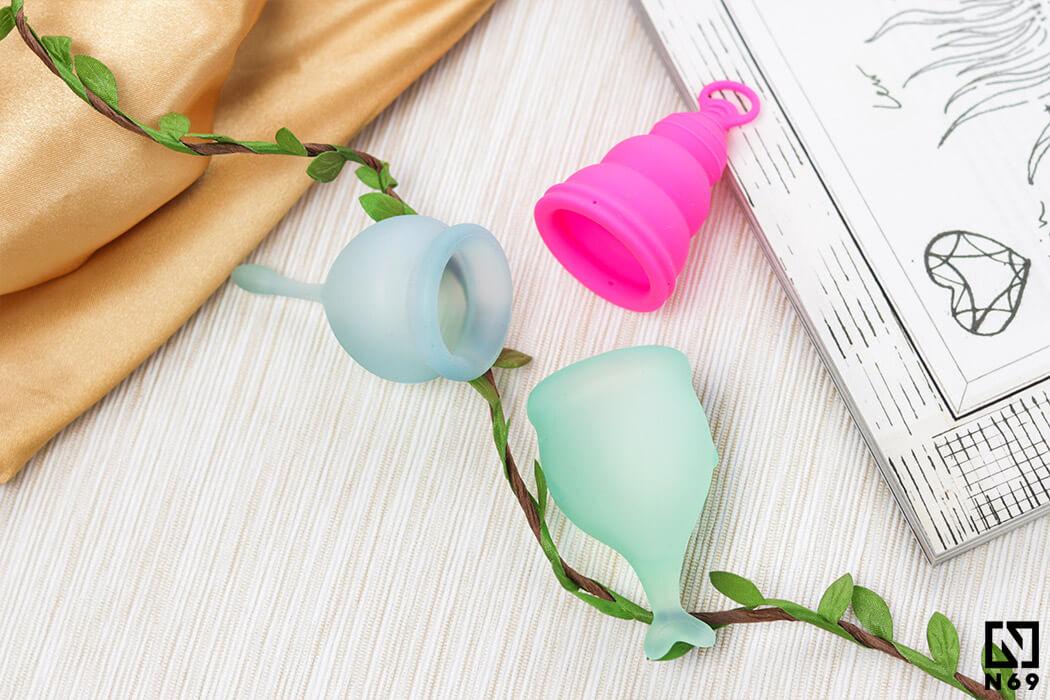 kubeczki menstruacyjne przy tyłozgięciu macicy