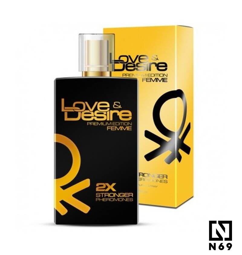love&Desire perfumy z feromonami