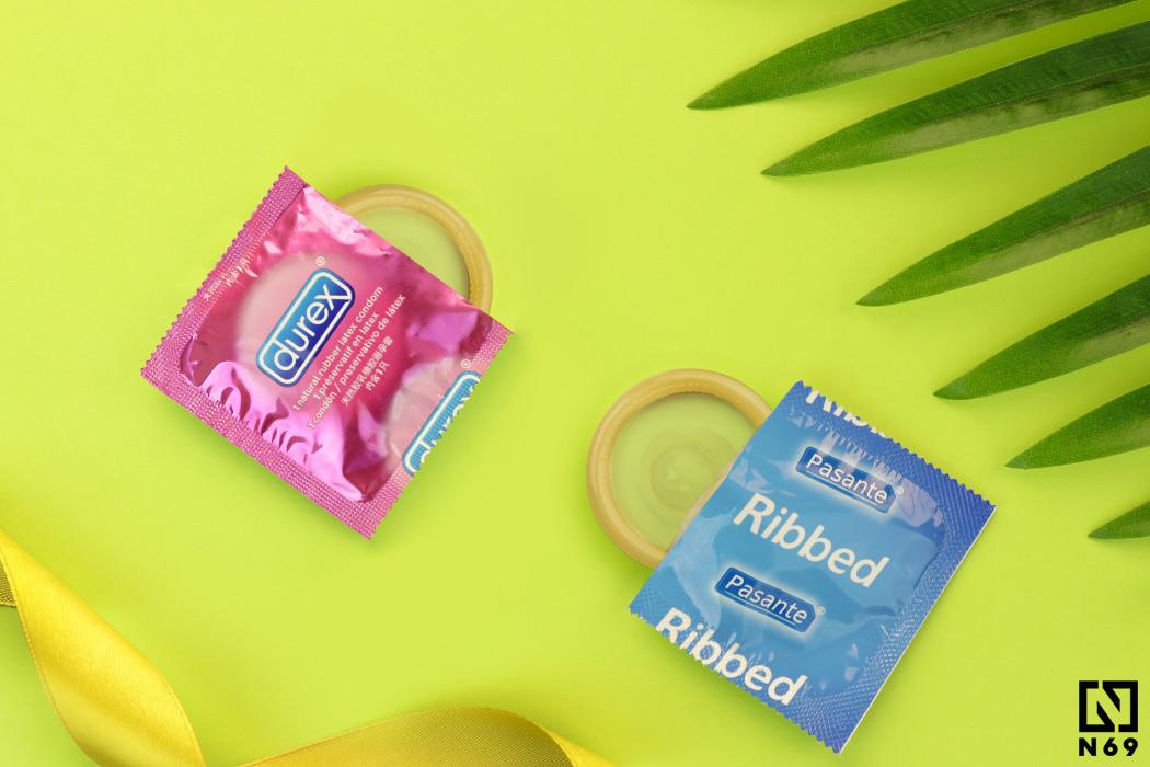 prezerwatywy z wypustkami