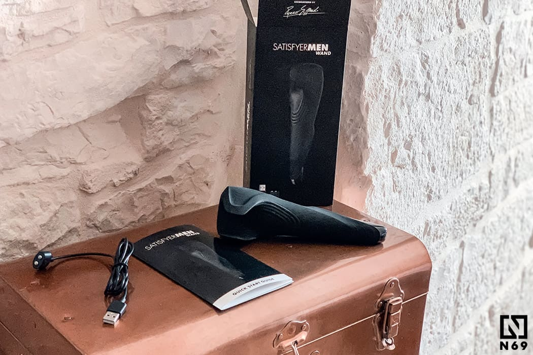 Satisfyer-men-wand-czarny-wibrator