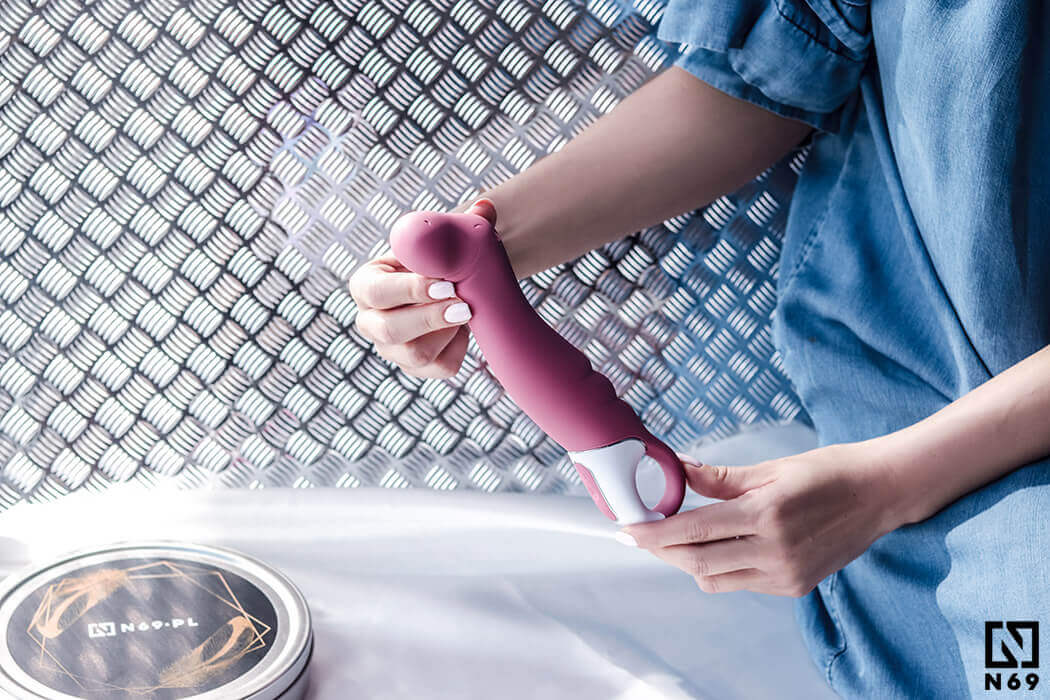 Satisfyer Vibes Petting Hippo wibrator punktu G