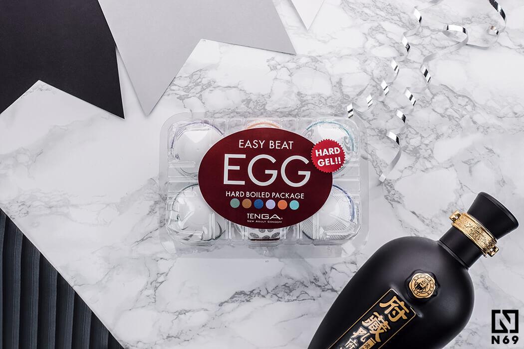 Tenga Egg zestaw 6 masturbatorów