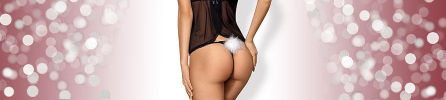 Seksowne kostiumy króliczka