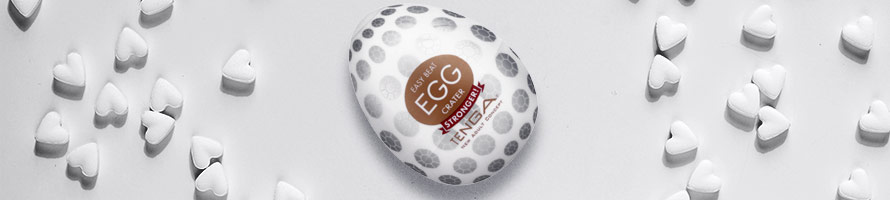 Tenga Egg masturbator jajko