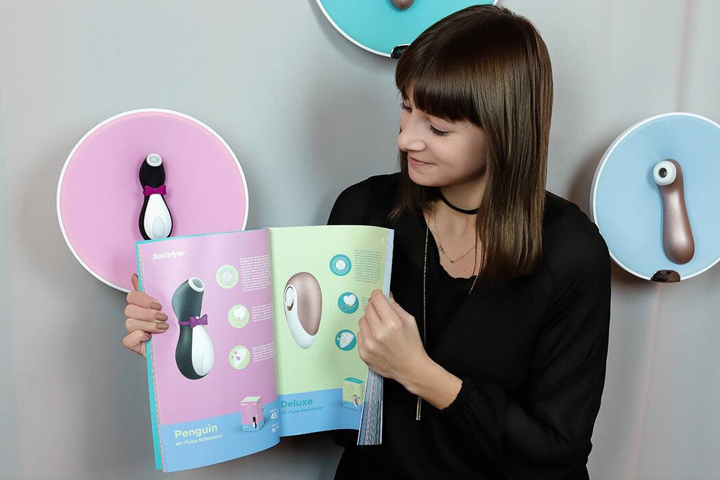 sex shop Warszawa N69 masażery łechtaczki Satisfyer Pro Penguin Next Generation