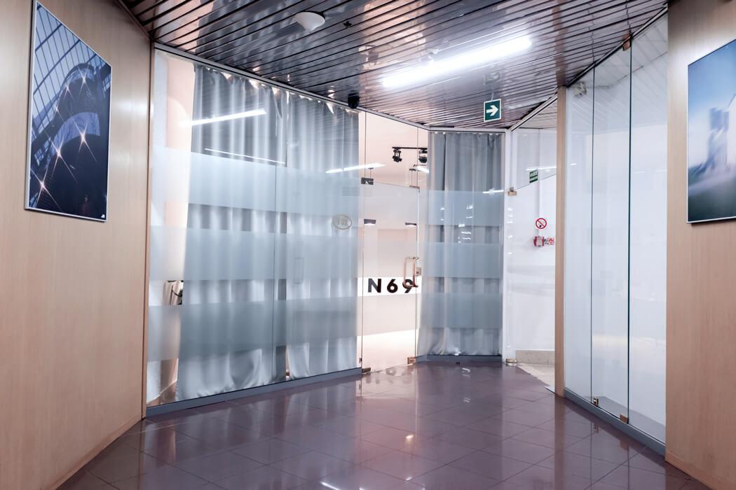 n69.pl | Wejście do sklepu stacjonarnego