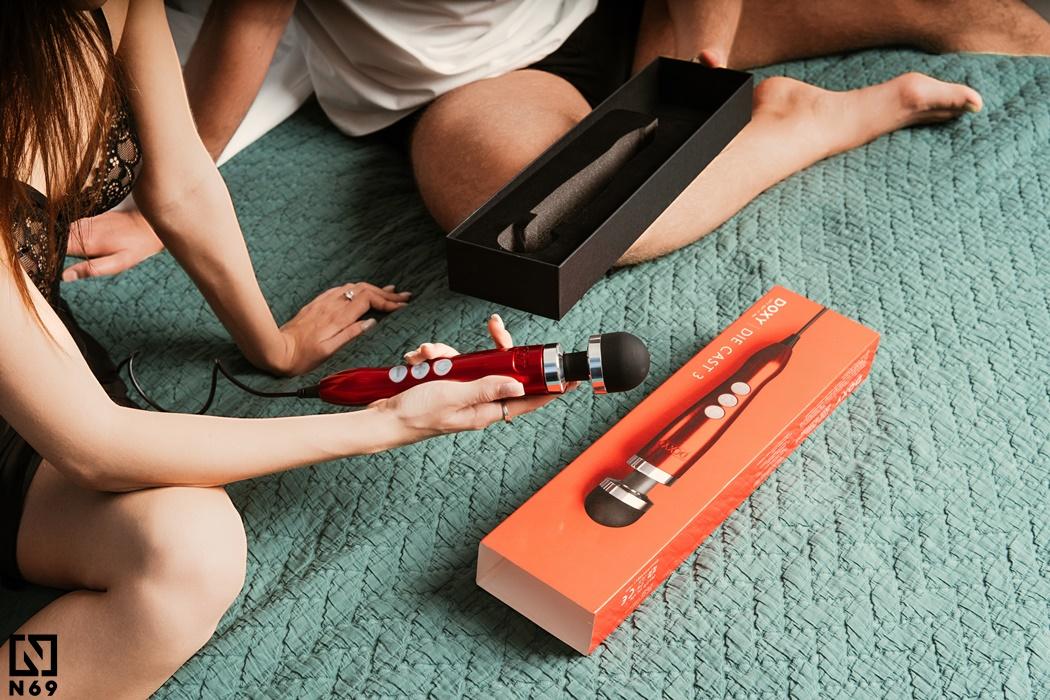 doxy masażer dla par